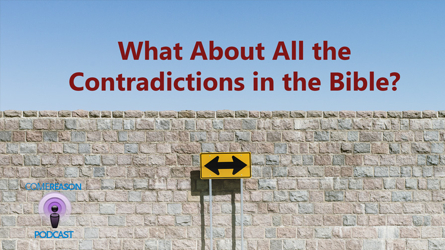 Dealing with Bible Contradictions