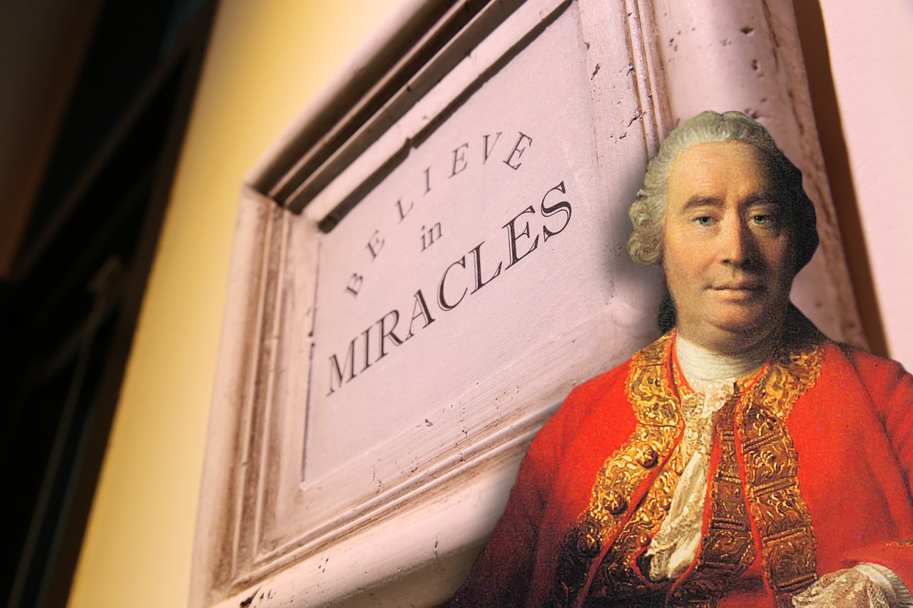 Is There An Answer for David Hume on Miracles?