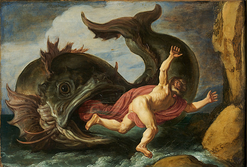 Did Jonah die in the belly of the Fish?